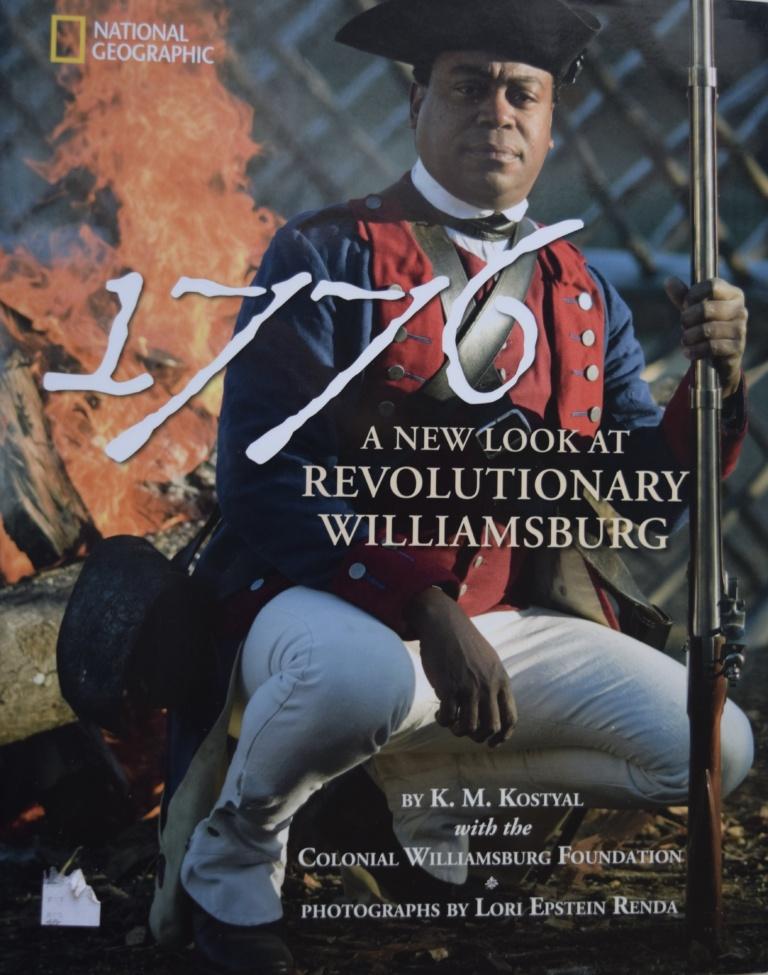 Preston Jones, a historical re-enactor, interviewed by HopeLily Van Duyne.